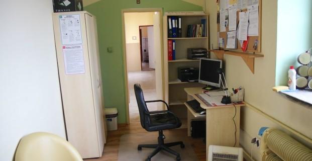 Pomieszczenie kadrowe